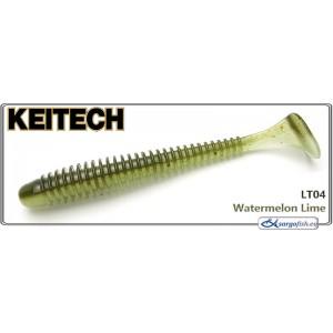 Силиконовая приманка KEITECH Swing IMPACT 4.5 - LT04