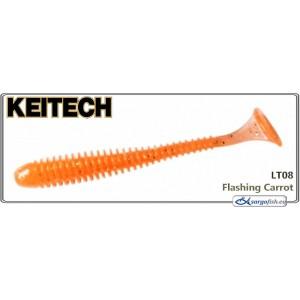 Силиконовая приманка KEITECH Swing IMPACT 4.5 - LT09