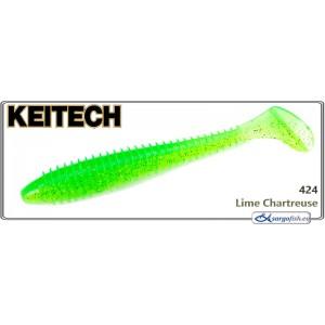 Силиконовая приманка KEITECH Swing IMPACT FAT 5.8 - 424