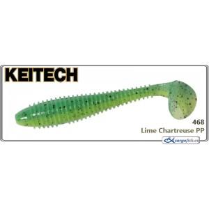 Силиконовая приманка KEITECH Swing IMPACT FAT 6.8 - 468
