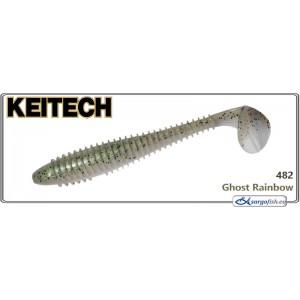 Силиконовая приманка KEITECH Swing IMPACT FAT 7.8 - 482