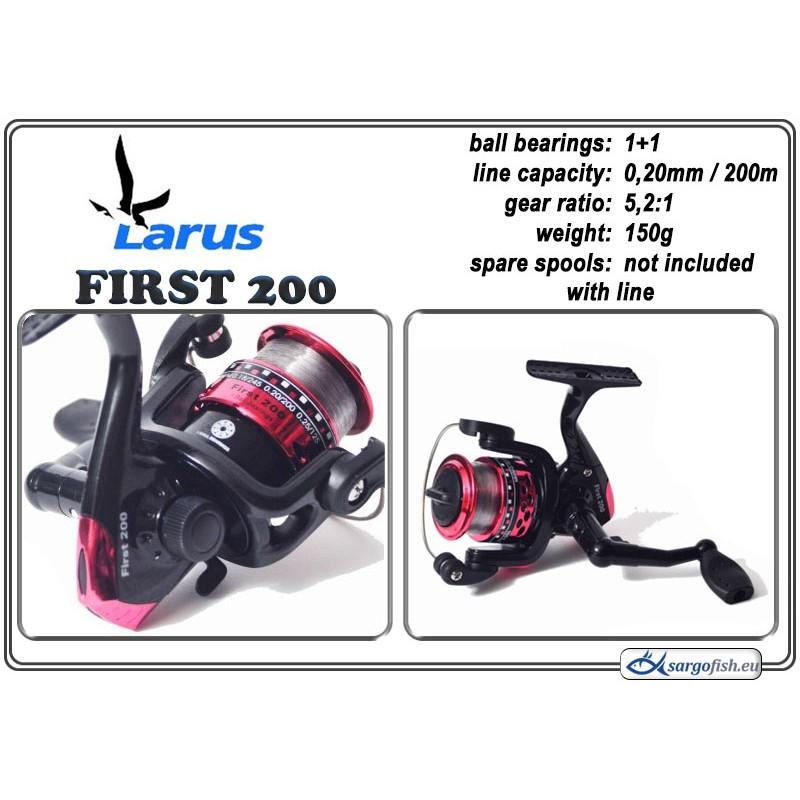 Катушка LARUS First - 200