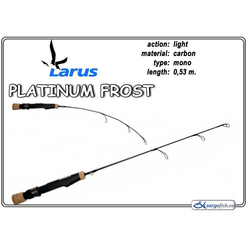 Удочка LARUS Platinum FROST 53 - light