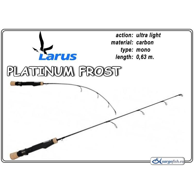 Удочка LARUS Platinum FROST 63 - ultra light