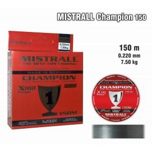 Леска MISTRALL Champion 150 - 0.22