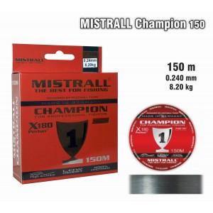 Леска MISTRALL Champion 150 - 0.24