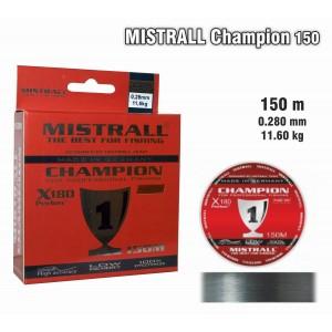 Леска MISTRALL Champion 150 - 0.28