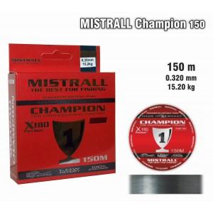 Леска MISTRALL Champion 150 - 0.32