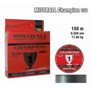 Леска MISTRALL Champion 150 - 0.35