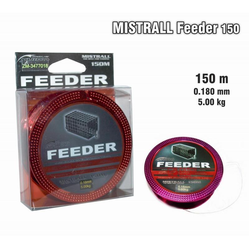 Леска MISTRALL Feeder 150 - 0.18