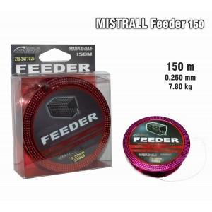 Леска MISTRALL Feeder - 0.25