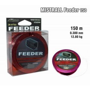 Леска MISTRALL Feeder 150 - 0.30