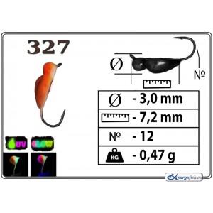 Мормышка - 327+Ph+UV
