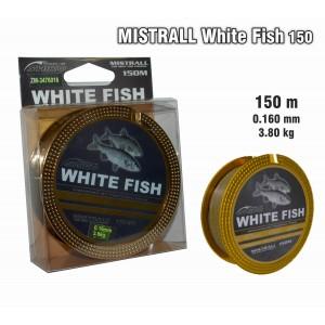 Леска MISTRALL White FISH 150 - 0.16