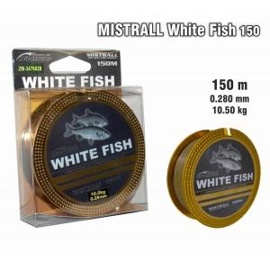 Леска MISTRALL White FISH 150 - 0.28
