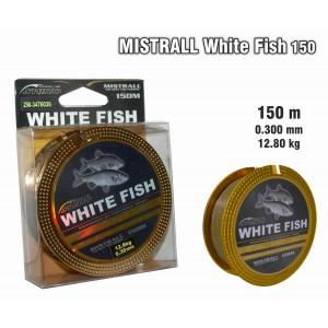 Леска MISTRALL White FISH 150 - 0.30