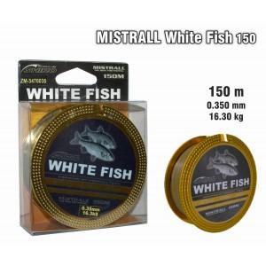 Леска MISTRALL White FISH 150 - 0.35
