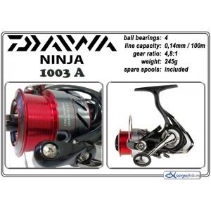 Катушка DAIWA Ninja - 1003A