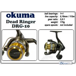 Катушка OKUMA Dead Ringer DRG - 10