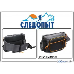 Сумка SLEDOPIT Sling Shoulder Bag - grey