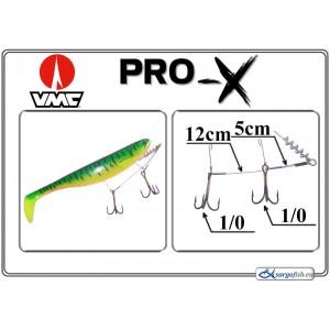 Крючки PRO-X VMC-X 5(1/0) - 12(1/0)