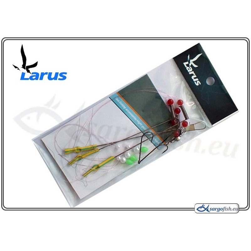 Оснастка для рыбалки LARUS 04 0.5 - 0.40