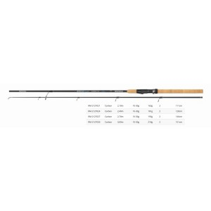 Спиннинг MISTRALL Stratus SPIN - 240, 10-30
