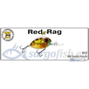 Воблер PONTOON 21 Red RAG MDR 36F - 837