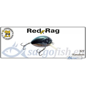 Воблер PONTOON 21 Red RAG SR 36F - 327