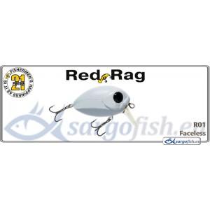Воблер PONTOON 21 Red RAG SSR 36F - R01