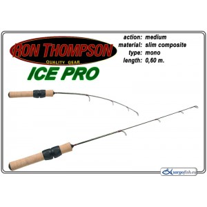 Удочка RON THOMPSON Ice PRO 60 - medium