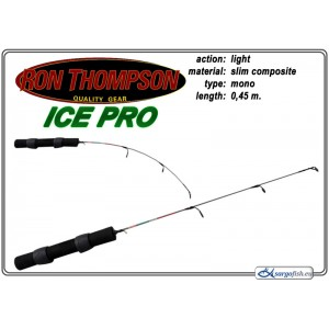 Удочка RON THOMPSON Ice PRO 45 - light