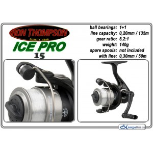 Катушка RON THOMPSON Ice PRO - 15