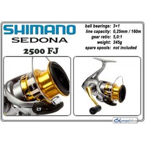 Катушка SHIMANO Sedona - 2500 FI