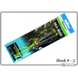 Оснастка для рыбалки SHAKESPEARE PRO Rig - 762