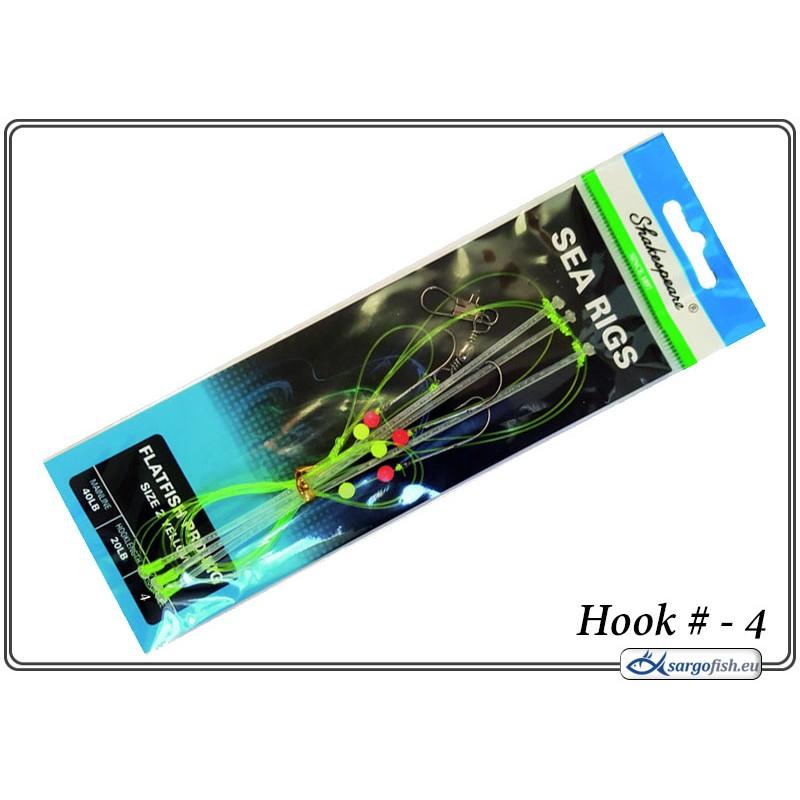 Оснастка для рыбалки SHAKESPEARE PRO Rig - 779