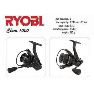 Катушка RYOBI Slam - 1000