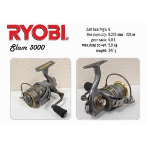 Катушка RYOBI Slam - 3000