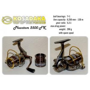 Катушка KOSADAKA Phantom - 2500 FX