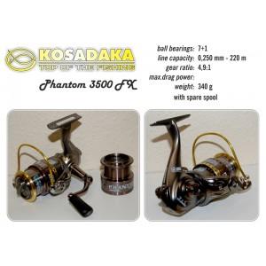 Катушка KOSADAKA Phantom - 3500 FX