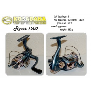 Катушка KOSADAKA Rover - 1500