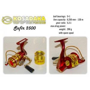 Катушка KOSADAKA Safir - 2500