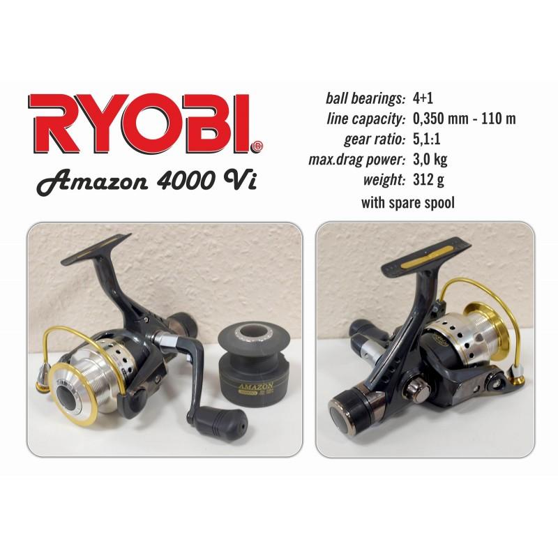 Катушка RYOBI Amazon - 4000 Vi