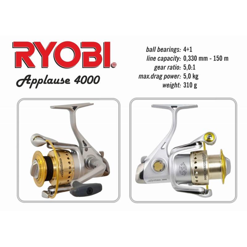 Катушка RYOBI Applause - 4000