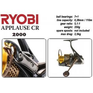 Катушка RYOBI Applause CR - 2000