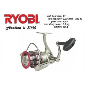 Катушка RYOBI Arctica II - 3000