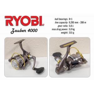 Катушка RYOBI «Zauber» - 4000