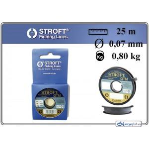 Леска STROFT GTM 25 - 0.07