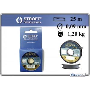 Леска STROFT GTM 25 - 0.09