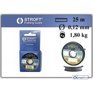 Леска STROFT GTM 25 - 0.12